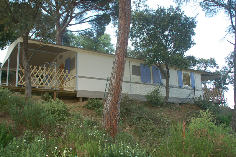 8-persoons lodgetent